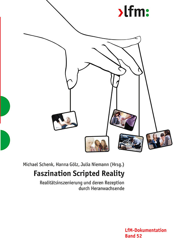 "Cover ""Faszination Scripted Reality"""