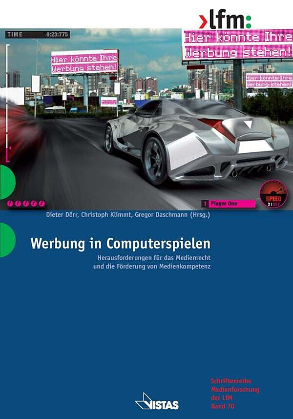 "Cover ""Werbung in Computerspielen"""