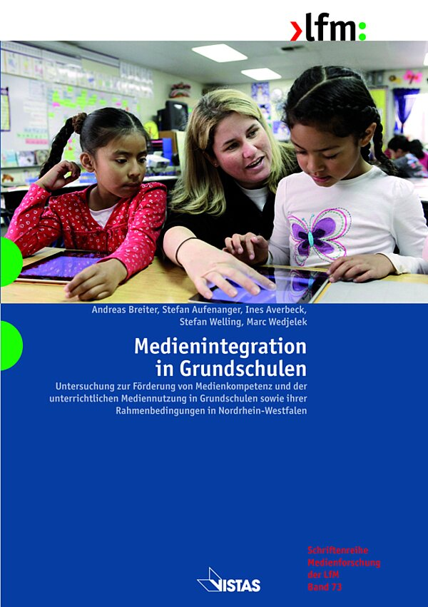 "Cover ""Medienintegration in Grundschulen"""