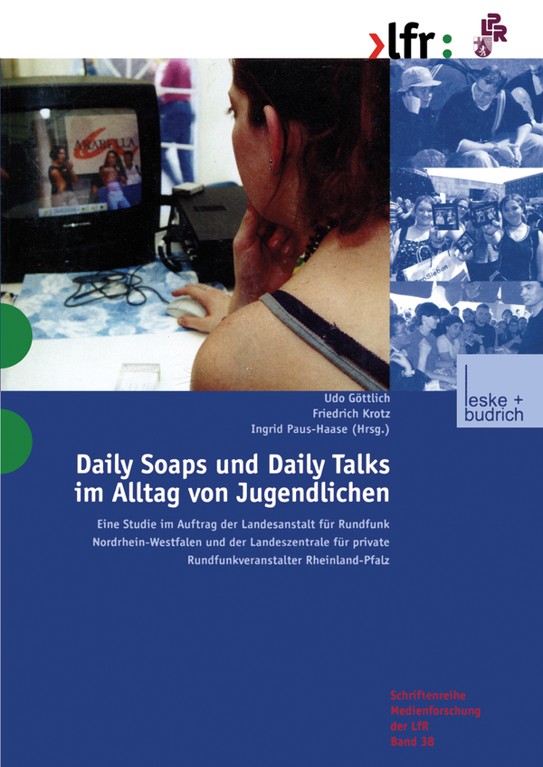 "Cover ""Daily Soaps und Daily Talks"""