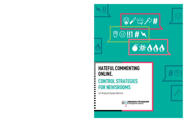 Hateful Commenting Online – Control Strategies for Newsrooms (English PDF of the white paper)